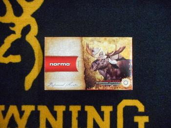 Norma Oryx 8x57 JS Oryx 196 grs