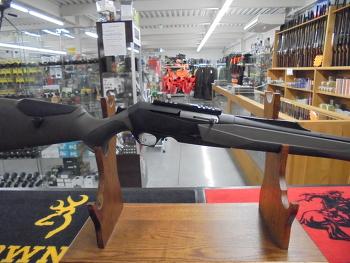 Browning MK3 Composite Brown HC adjustable
