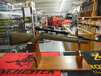 Gamo Big Cat 1000-E 4,5 19,9 joules + lunette