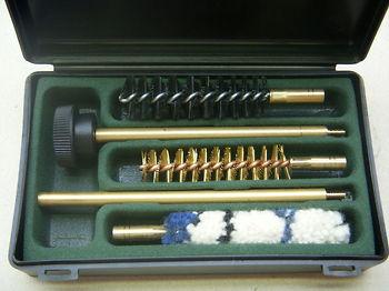 Kit de nettoyage arme de poing 9 mm/357 mag/38 spé