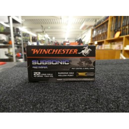 Winchester Subsonic 42...