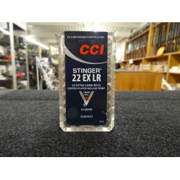 CCI Stinger 22 EX LR 32...