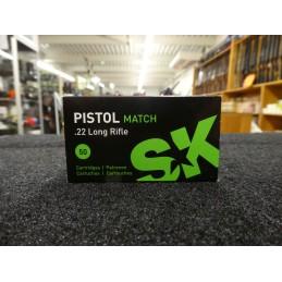 SK Pistol Match 22 LR