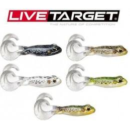 Live Target Freestyle Frog...
