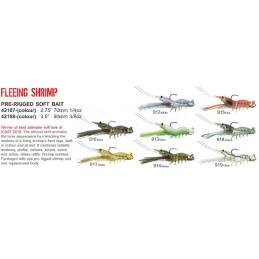 Live Target Fleeing Shrimp...