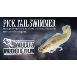 "Adusta Pick Tail Swimmer 6""..."