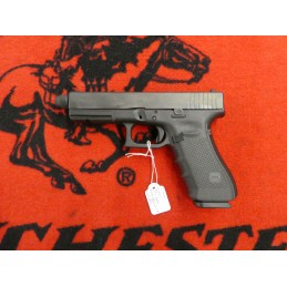 Glock 17 gen 4 fileté 9 mm