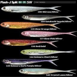 Fish Arrow Flash - J  Split...