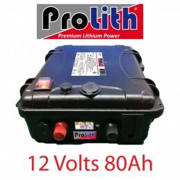 Batterie Lithium Prolith 12...