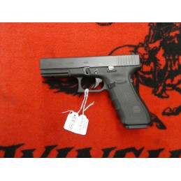 Glock 17 gen 4 9 mm occasion