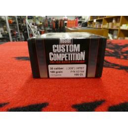 Nosler custom competition...
