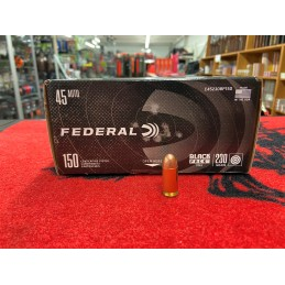 Federal 45 auto FMJ 230 grs...