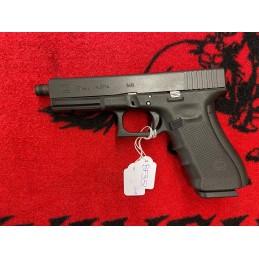 Glock 17 gen 4 fileté 9 mm...