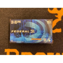 Federal 30-06 Jacketed SP...
