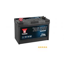 Batterie YUASA 100 Ah.