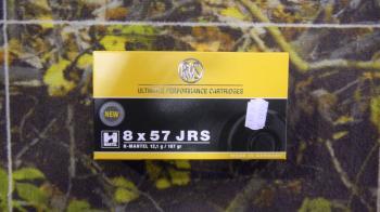 Balles 8x57 JRS