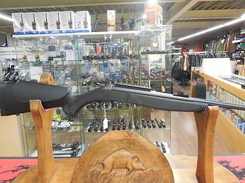 Carabines mono coup canon basculant