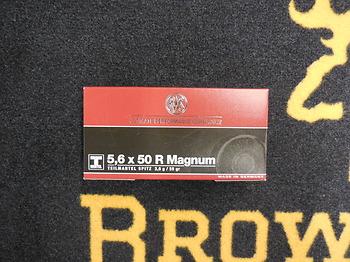 Balles 5,6x50 R