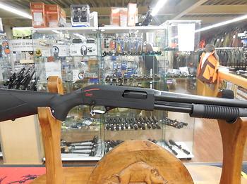 Fusil à pompe catégorie C
