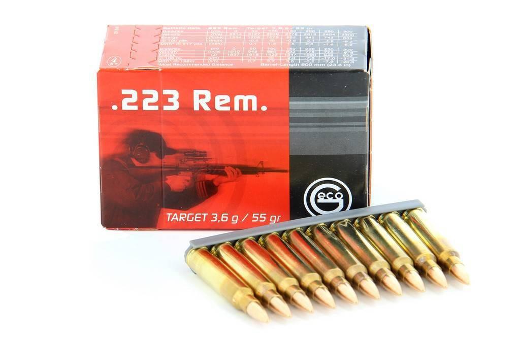 223 rem