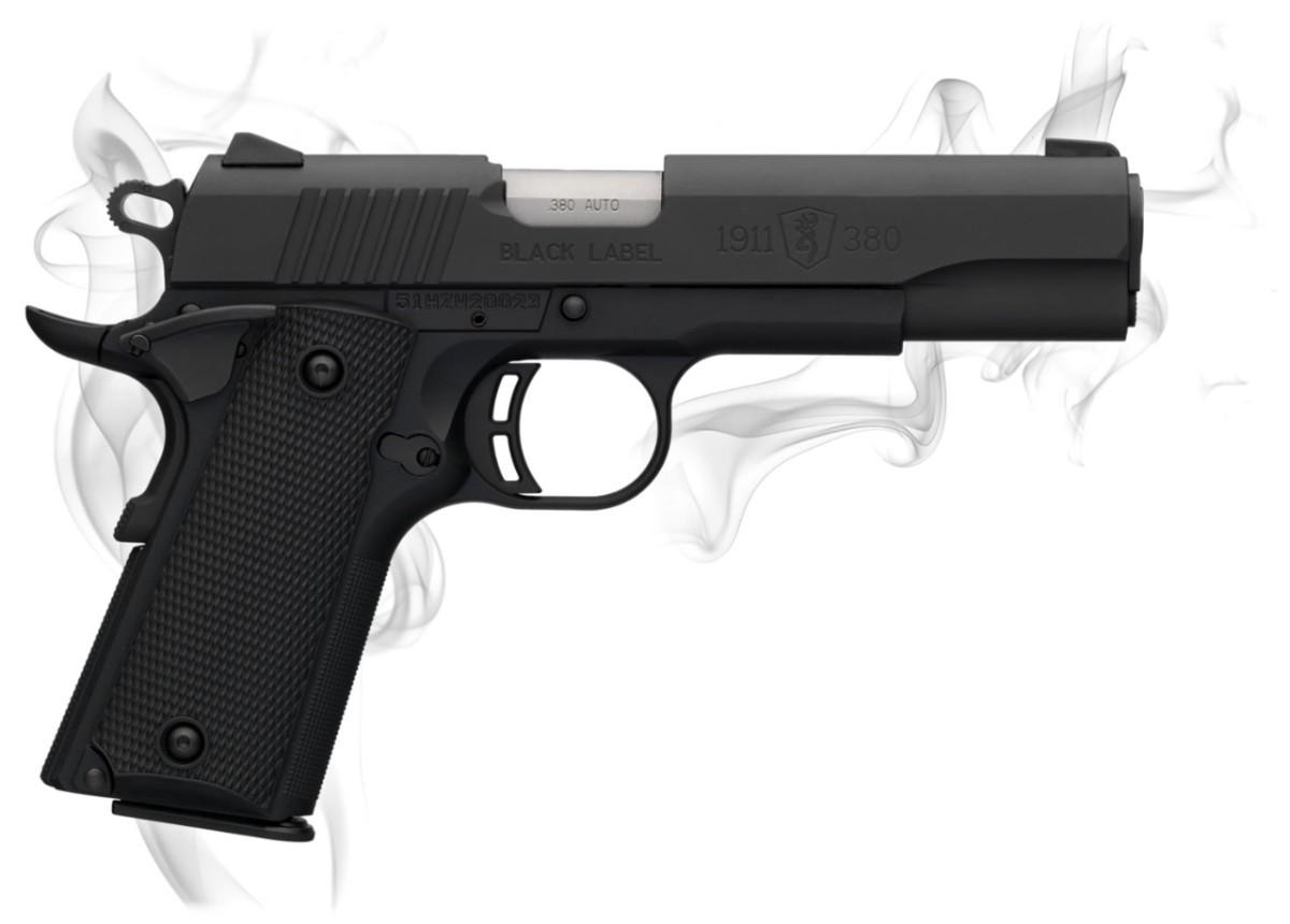 Pistolets 9 mm court