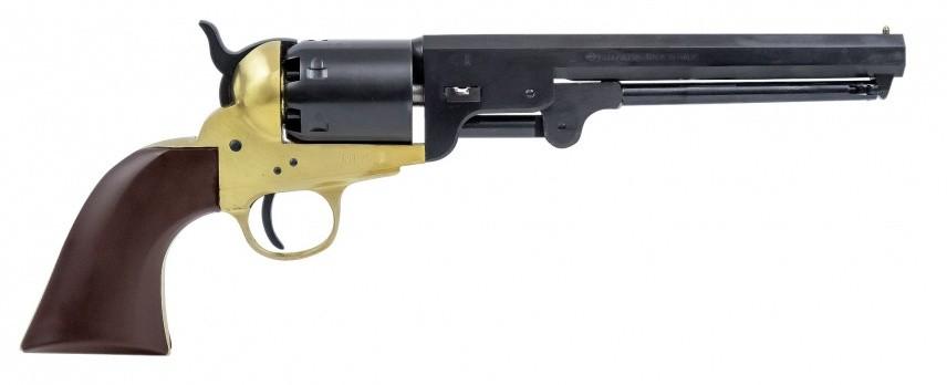 Revolvers Poudre Noire